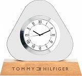 Tommy Hilfiger custom desktop clock