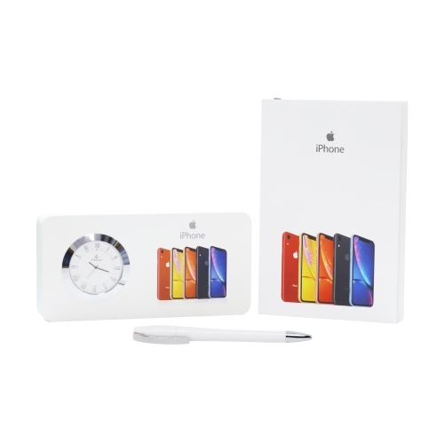 Iphone corporate desktop gift set