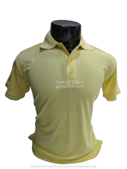 JMP SPUN MATTY PROMOTIONAL POLO