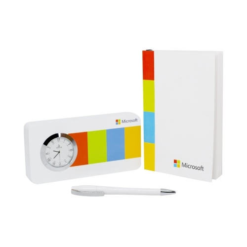 Microsoft corporate desktop gift set by tasteofabric