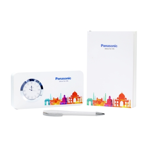 panasonic desktop gift set by taste of Fabric