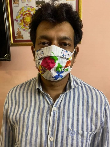 cheap cotton face mask manufacturer in Delhi