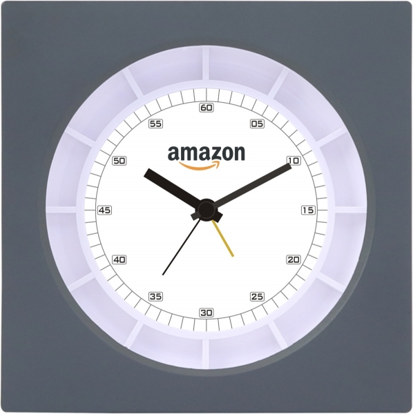 Amazon custom table clock