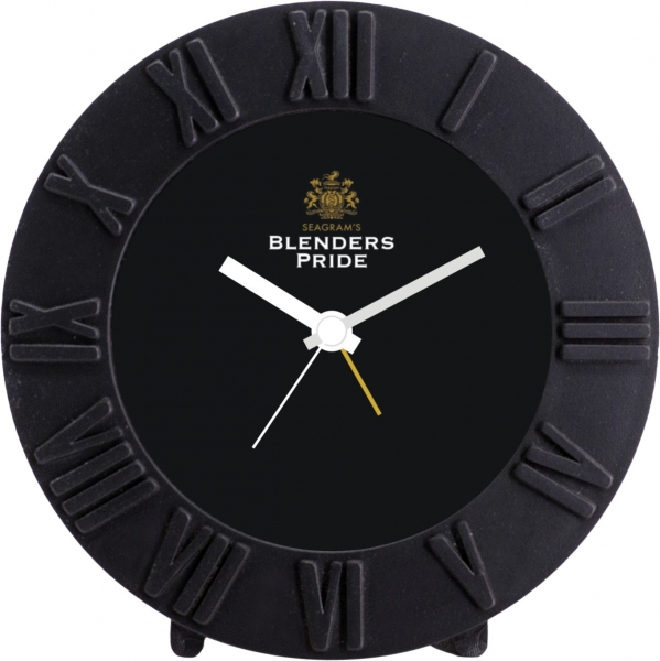 Blenders pride desktop clock by taste of fabric