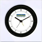 goodyear custom table clock