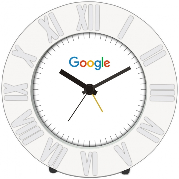 google custom table clock