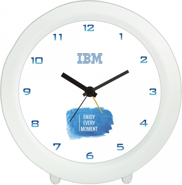 ibm custom table clock