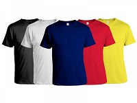 jmp round neck promotional tshirt