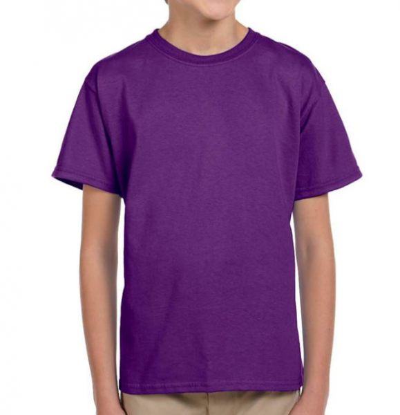 Customized kids round neck t-shirt by Taste of Fabric