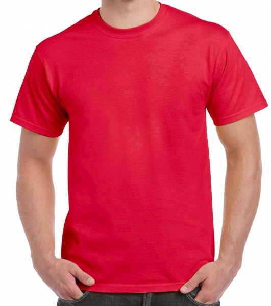 Sportszone Round Neck Combed Cotton T-Shirt