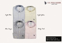 us polo customized shirts by Taste of Fabric